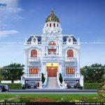 mẫu thiết kế lâu đài đẹp